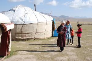Kyrchystan 22 dagen Yurts