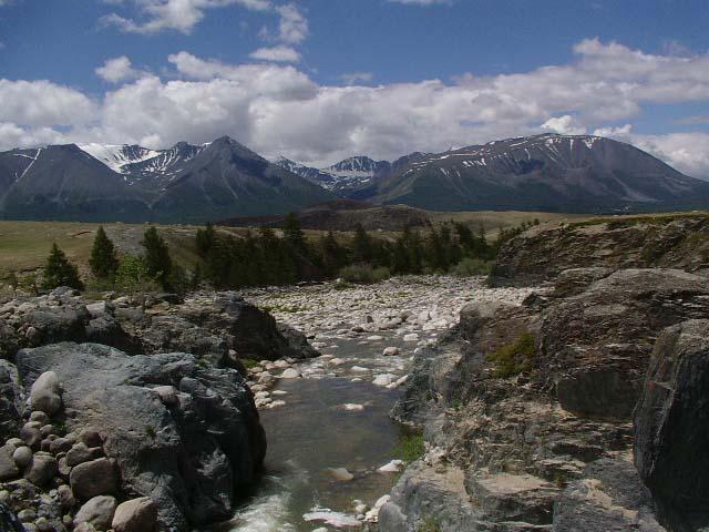 Altay natuur