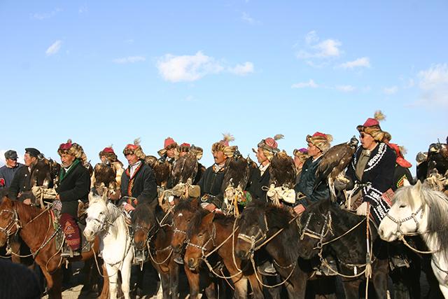 Mongolie incl Kazakken