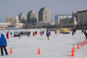 Kazachstan ijsevent