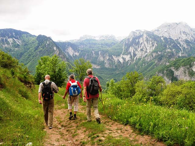 Bosnie Hike