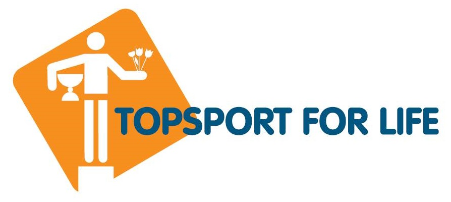 Logo Topsport for life
